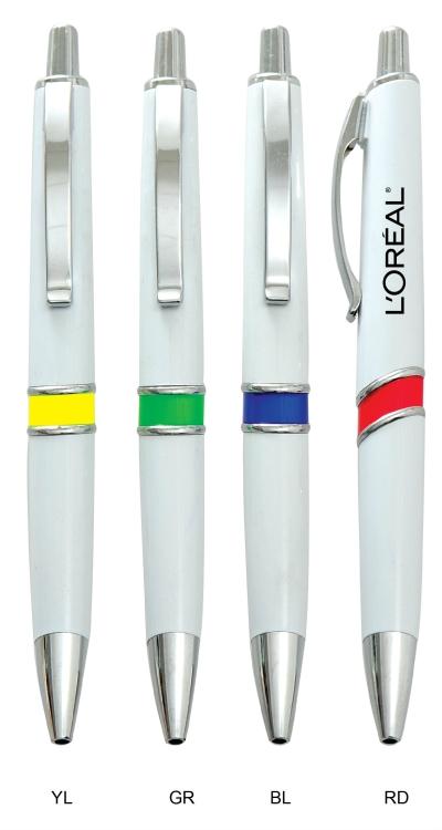 Plastic Pen PP 9777(Glaxo Pen)
