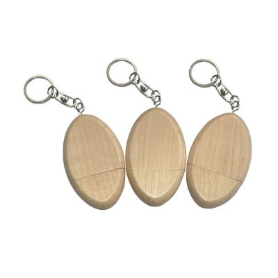 USB flash drive wood 115