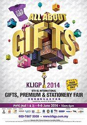 6th KL International Gifts, Premium & Stationery Fair