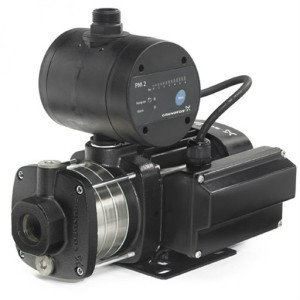 GRUNDFOS CM3-5PM1 BOOSTER PUMP WITH AUTOMATIC SWITCH