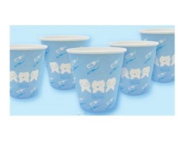 """""""Teeth'' Paper Cup (Code 4843)"""