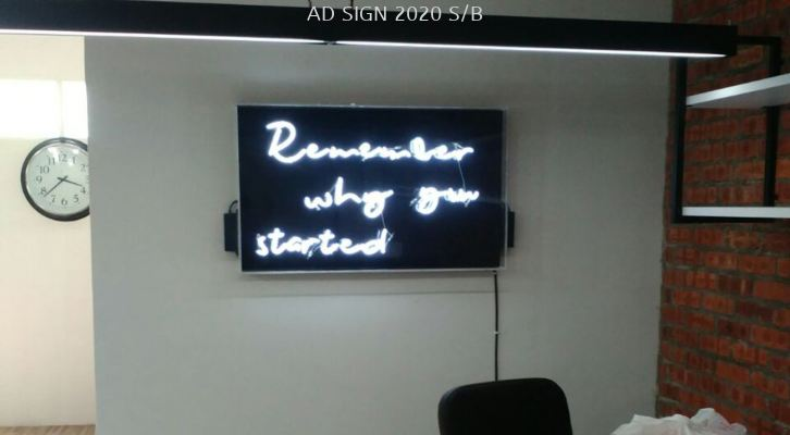 Advertising Signboard Maker @ Neon Signage office