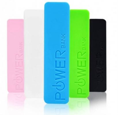 Power Bank colorfull doorgift