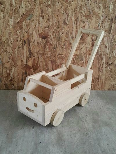Chuging-Chug Mobile Cart Kid Storage & Toy