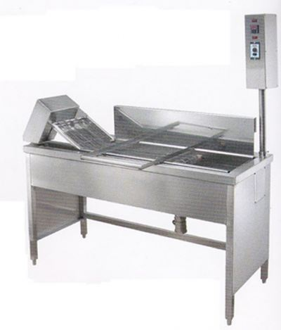 Conveyor Frying Machine (Small Medium Type)