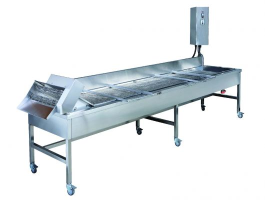 Conveyor Frying Machine (Big Type)
