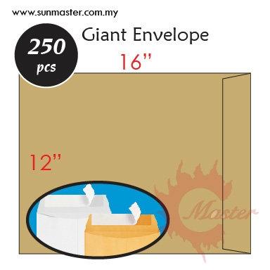 """12""""x16"""" Giant PS Envelope"""