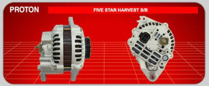 Proton Proton Malaysia Cars Car Alternator, Supplier, Supply, Supplies ~ Five Star Harvest Sdn Bhd