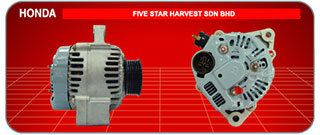 Honda Honda Japanese and Korean Cars Car Alternator, Supplier, Supply, Supplies ~ Five Star Harvest Sdn Bhd