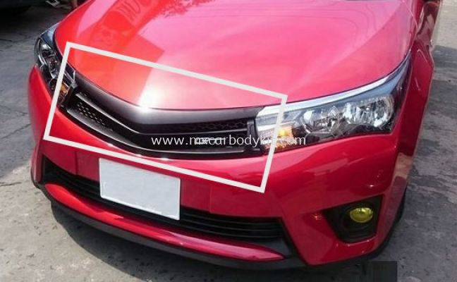 TOYOTA ALTIS 2014 GT FRONT GRILLE
