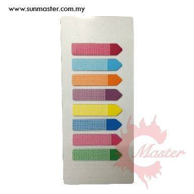 9 x 40mm PP Stick Note (Arrow)