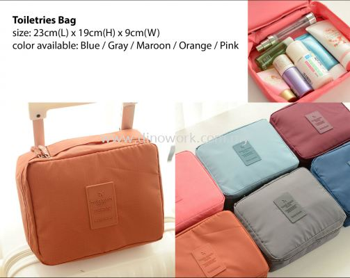 Toiletries Bag (New Arrival)