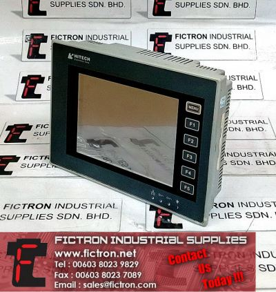 PWS6600C-S PWS HITECH Human Machine Interface HMI Touch Panel Supply & Repair Malaysia Singapore Thailand Indonesia Philippines Vietnam Europe & USA