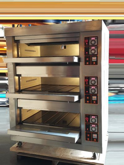 Gas Oven BYRFL-36 3Layer /6 Dish ID556695 ID229452