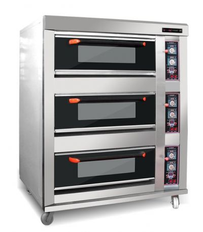 Gas Oven BYRFL-39 3 Layer 9 Dish ID117871