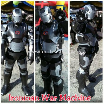 IRONMAN WAR MACHINE