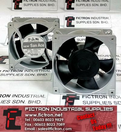 109S075UL San Ace 100VAC DANYODENKI Cooling Fan Supply Malaysia Singapore Thailand Indonesia Philippines Vietnam Europe & USA