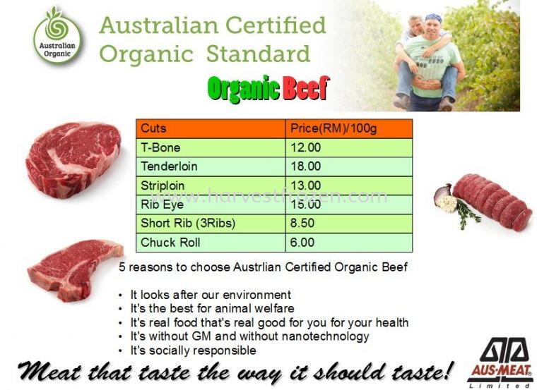 Organic beef is here!!!