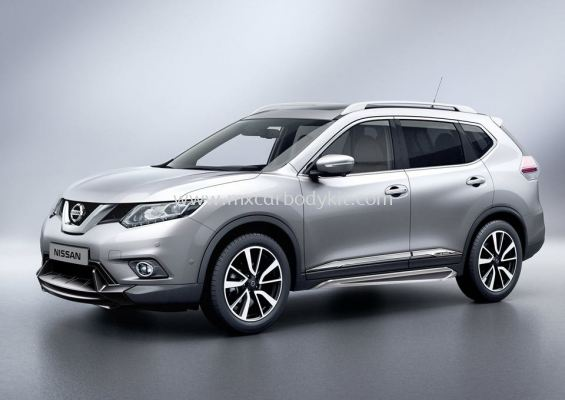 NISSAN X-TRAIL MX DESIGN 2015 BODYKIT