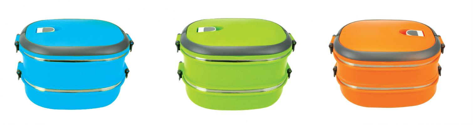 2 layer food container SLB796