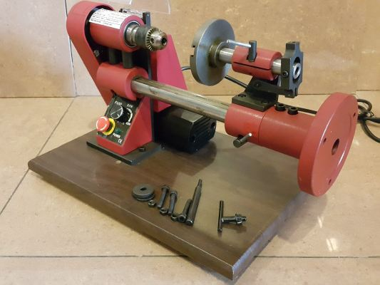 Mini Milling Machine ID558195