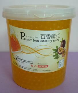 O029-PASSION POPPING JELLY  百香果