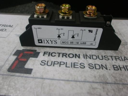MCC95-18IO8B IXYS Power Module Supply Malaysia Singapore Thailand Indonesia Philippines Vietnam Europe & USA