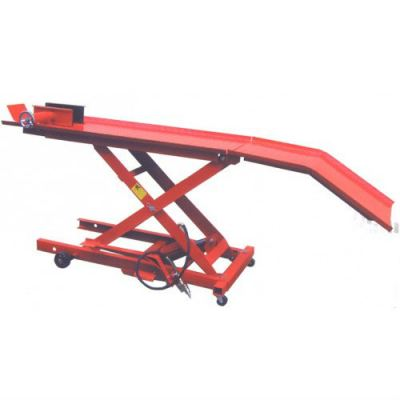 Motorcycle Lift 2 in 1 ( Air / Manual )