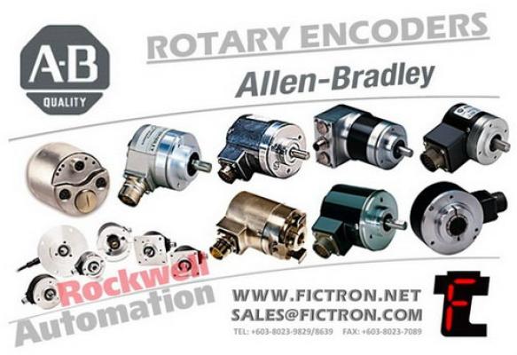 25-ENC-1 25ENC1 PF520 Series Incremental Encoder AB - Allen Bradley - Rockwell Automation Supply Malaysia Singapore Thailand Indonesia Philippines Vietnam Europe & USA