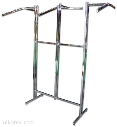 16039-2027 6WAY G/RACK-CHROMED