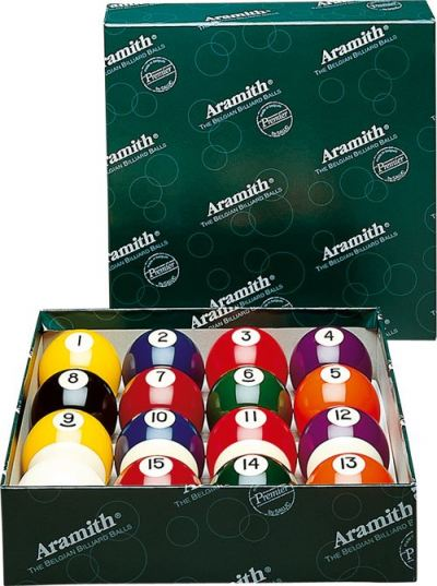 ARAMITH PREMIER BALL (GREEN BOX)
