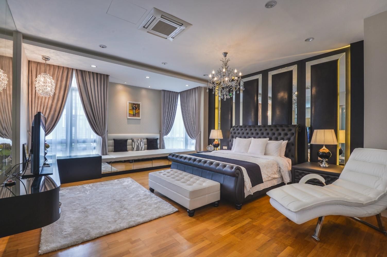 Master Bedroom Design Selangor, Malaysia, Kuala Lumpur (KL), Klang ...
