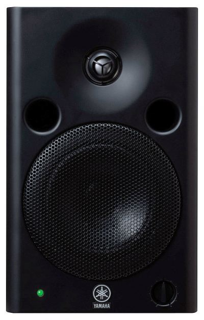 Yamaha MSP5 Studio 67W Bi-amp Power Monitor Speaker 5""