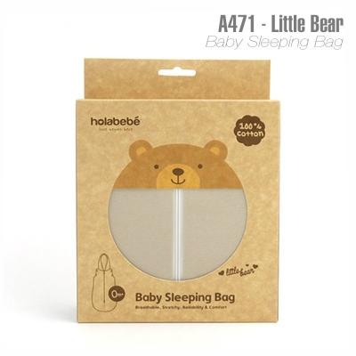 HLBB BB Sleeping Bag - Bear