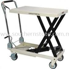 Jetmac Scissor Lift Table