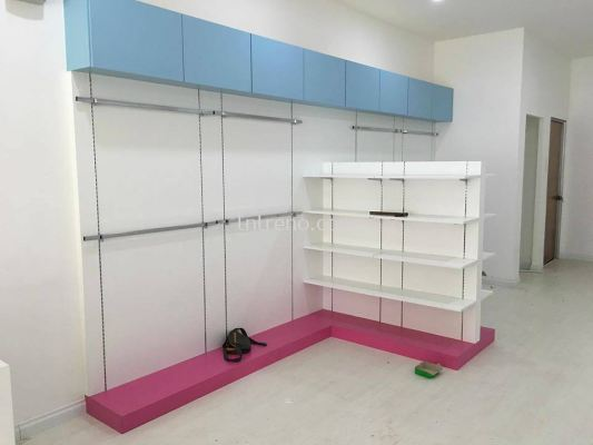 We are specialist in retail shop renovation in Shah Alam