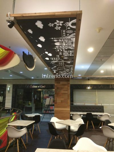We are specialist in kiosk renovation in Ampang (FREE QUOTATION)