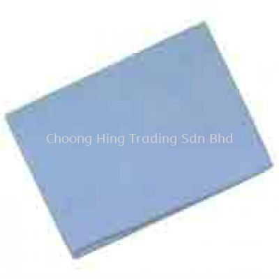 Blue Bed Sheet