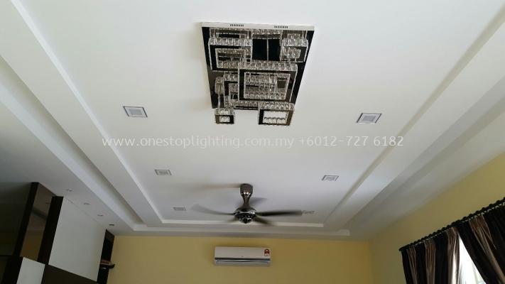 Cornice Plaster  + Wiring Offer