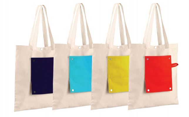 Foldable Canvas Bag CAN 311