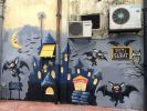 Wall Painting In Kluang - Bat Town