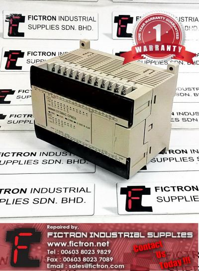 Repair Service Malaysia - CPM2A-30CDR-A OMRON Programmable Controller PLC CPU Singapore Indonesia