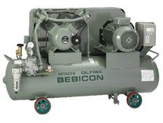 Oil-Free Booster Bebicon Compressor