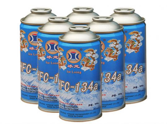 ICE LOONG R134A Automotive Refrigerant