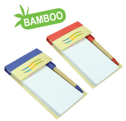 Eco Memo Pad with Pen EME 22B