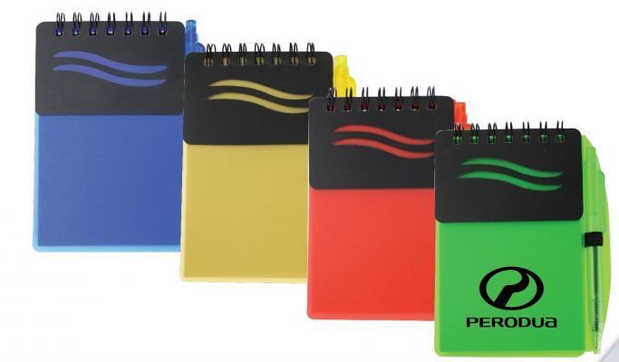 Notebook with Pen NB 101(Pocket Size)