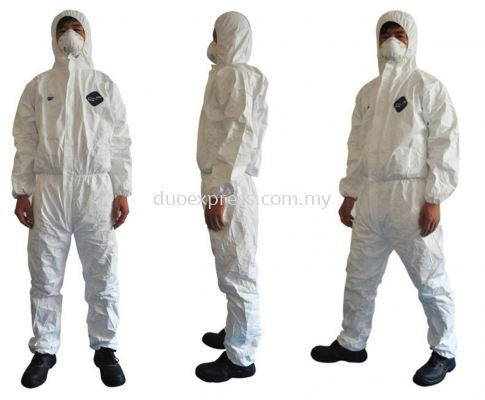 Dupont Tyvex Barrierman Coverall - 1422A