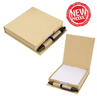 Eco Notebook with Pen EME 3128