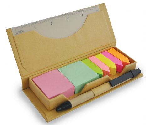 Eco Memo Pad with Pen EME 03