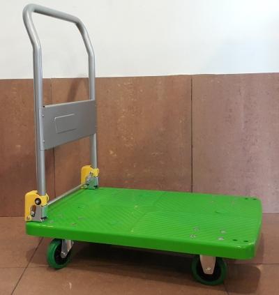 Tahan 150kgs PVC Platform Hand Truck ID117881
